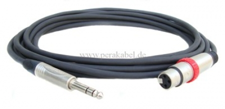 Mikrofonkabel DAP MC 216 -( XLR Buchse On/Off Schalter )